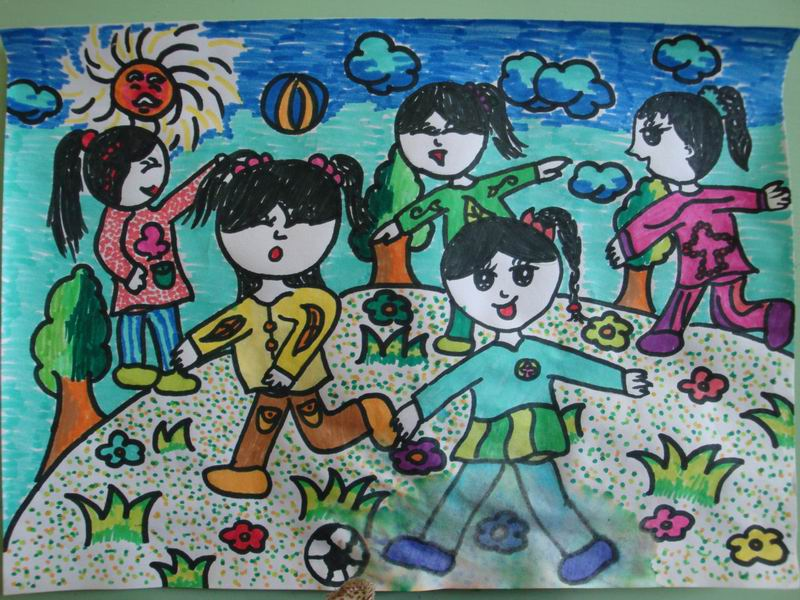 三年级美术画画_第2页_画画大全图片