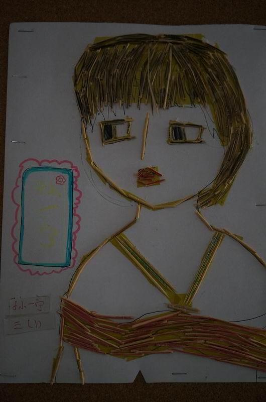 五年级美术环保小发明-三年级我爱大自然的作品铅笔画